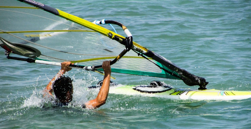 windsurfing vista